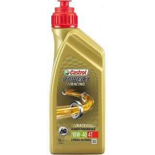 Масло CASTROL POWER 1 RACING 10W40 4T 1L Масло CASTROL POWER 1 RACING 10W40 4T 1L.jpg
