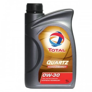 Масло TOTAL QUARTZ ENERGY 0W30 1L
